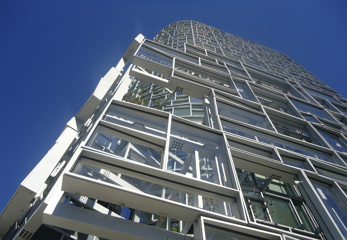 11th Avenue – Κτίριο Κατοικιών, αρχιτέκτων: Jean Nouvel